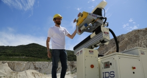 IBIS Rover in action